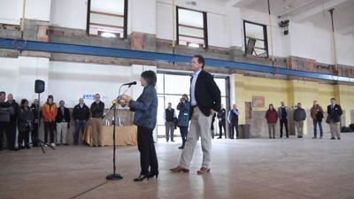 Steve Bullock at Romney Hall