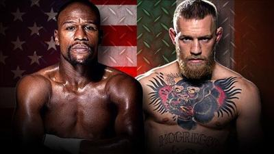 Mayweather finishes off McGregor in 10th
