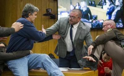 Money raised for father who tried to attack Nassar will go to victims of abuse