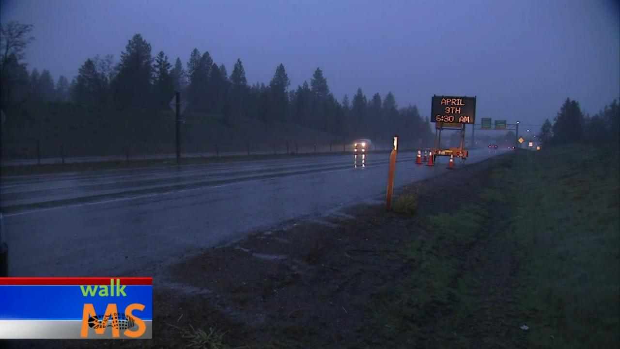 Metered onramp now active at HIghway 195/I-90 | Top Video
