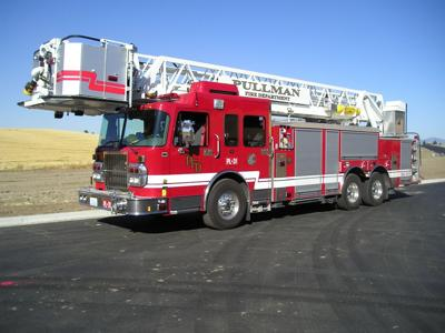 Pullman Fire Department