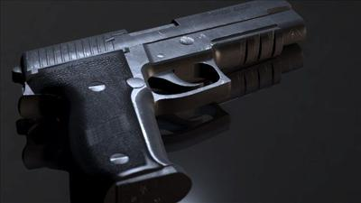 Man charged over loaded gun in 4-year-old son's backpack