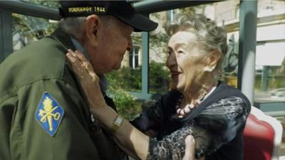 WWII love story KT Robbins Jeannine Pierson