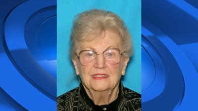 MISSING: 92-year-old woman missing after police find forced entry at her residence
