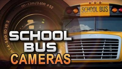 School bus cameras catch illegal passing in Washington city