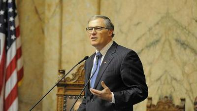 WATCH @ 7pm TONIGHT: Gov. Inslee participating in town hall about guns