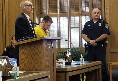 Newman Lake man sentenced to 16 years in prison for murdering girlfriend last Thanksgiving