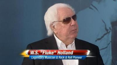 Legendary Musician & Johnny Cash's ONLY Drummer, W.S. Holland, Talks About His Career
