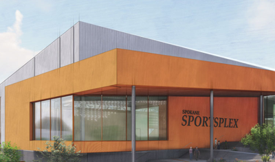 Spokane Public Facilities looks for artists to build pieces at the Spokane SportsPlex