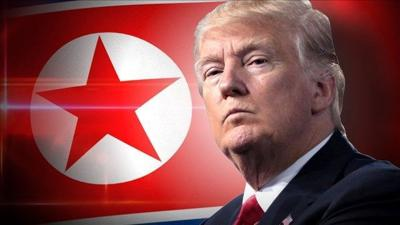 Trump cites 'possible progress' in talks with NKorea