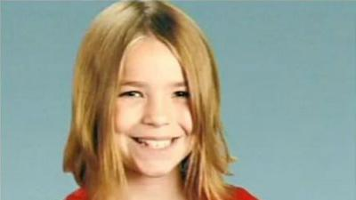 Police from 3 states search for more clues in girl's death