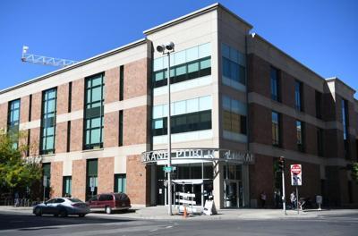 Spokane Public Library downtown