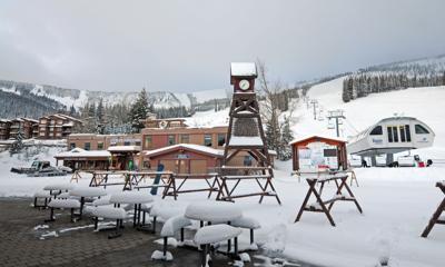 Schweitzer Mountain Resort Village