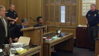 Delbert Belton murder suspect admits guilt; Prosecutors recommend 16 years