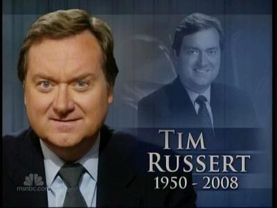 Image result for tim russert