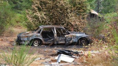 Washington teen arrested for string of fires in Kitsap County