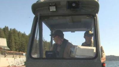 Marine units keep boaters safe on Lake Coeur d'Alene
