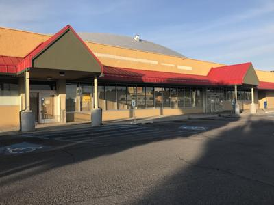 Proposed homeless shelter Grocery Outlet Sprague
