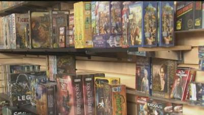 Uncle's Games hosts 24-hour charity event in downtown Spokane