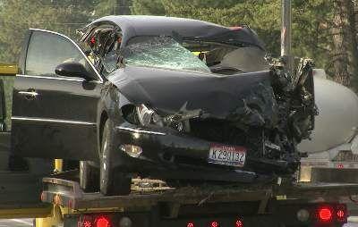 ISP responds to head-on collision near Athol