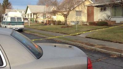 Body found in yard of Spokane home