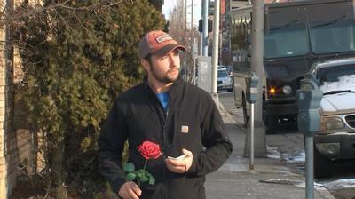 One man's Valentine's Day surprise for single women in Spokane