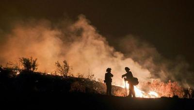 Study shows health, reaction-time declines in firefighters