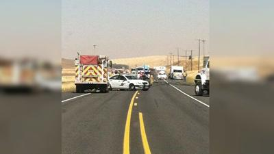 UPDATE: 20-year-old killed in head-on crash near Colfax