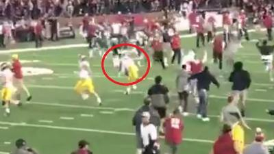Civil suit filed against USC football player for hitting WSU student