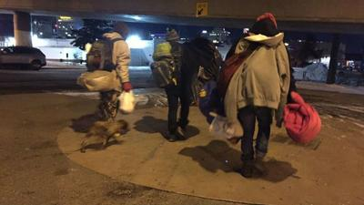 Helping Spokane's homeless in dangerously cold temperatures