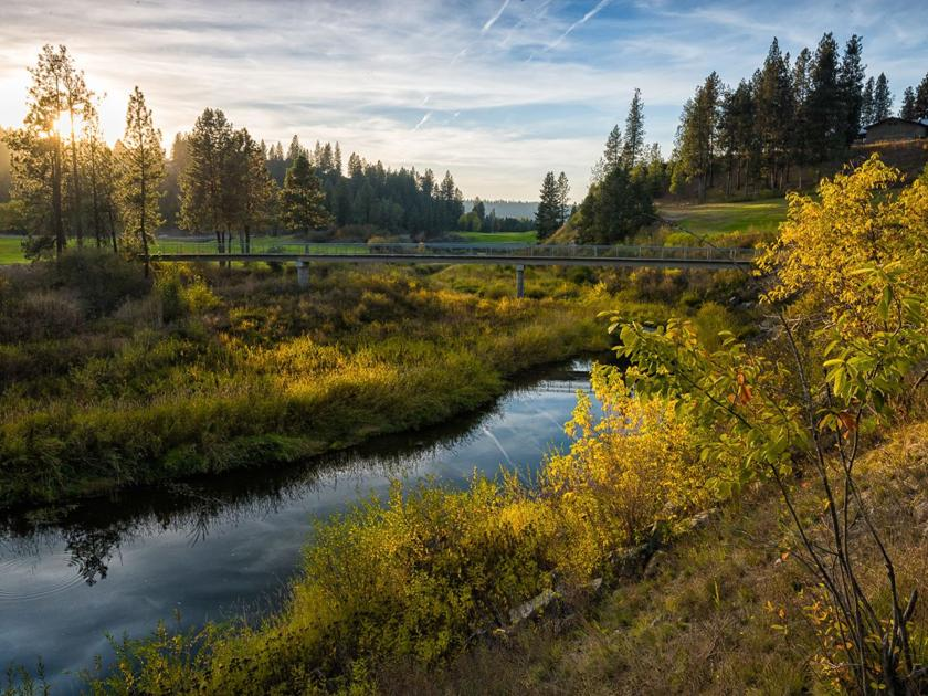 The Creek at Qualchan Golf Course set to open this weekend