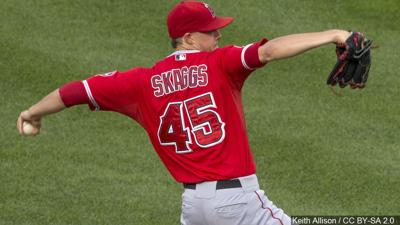 Angels pitcher Tyler Skaggs death ruled accidental overdose