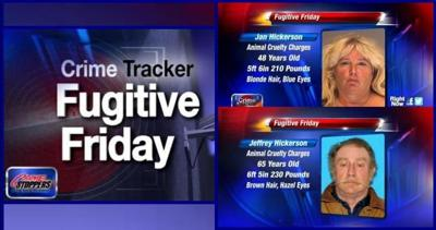 Fugitive Friday: CAPTURED: Jan And Jeffrey Hickerson | News