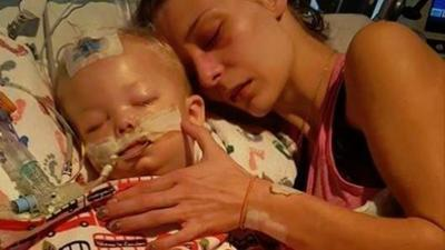 Mother's quest to hear her baby's heartbeat one more time