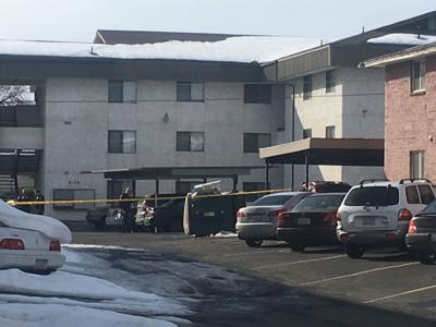 One man hospitalized, another on the loose after north Spokane shooting