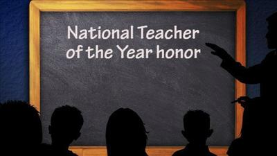 Ferris teacher named one of four finalists for National Teacher of the Year honor