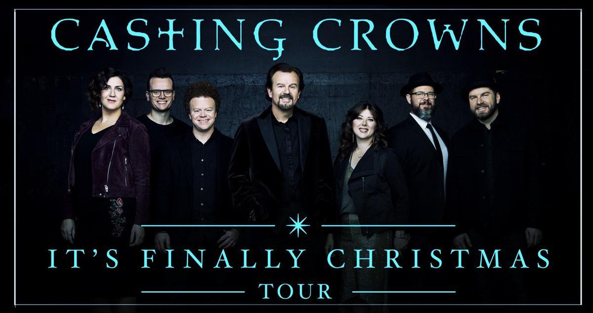 Casting Crowns: It\'s Finally Christmas Tour - Spokane, WA | Music ...