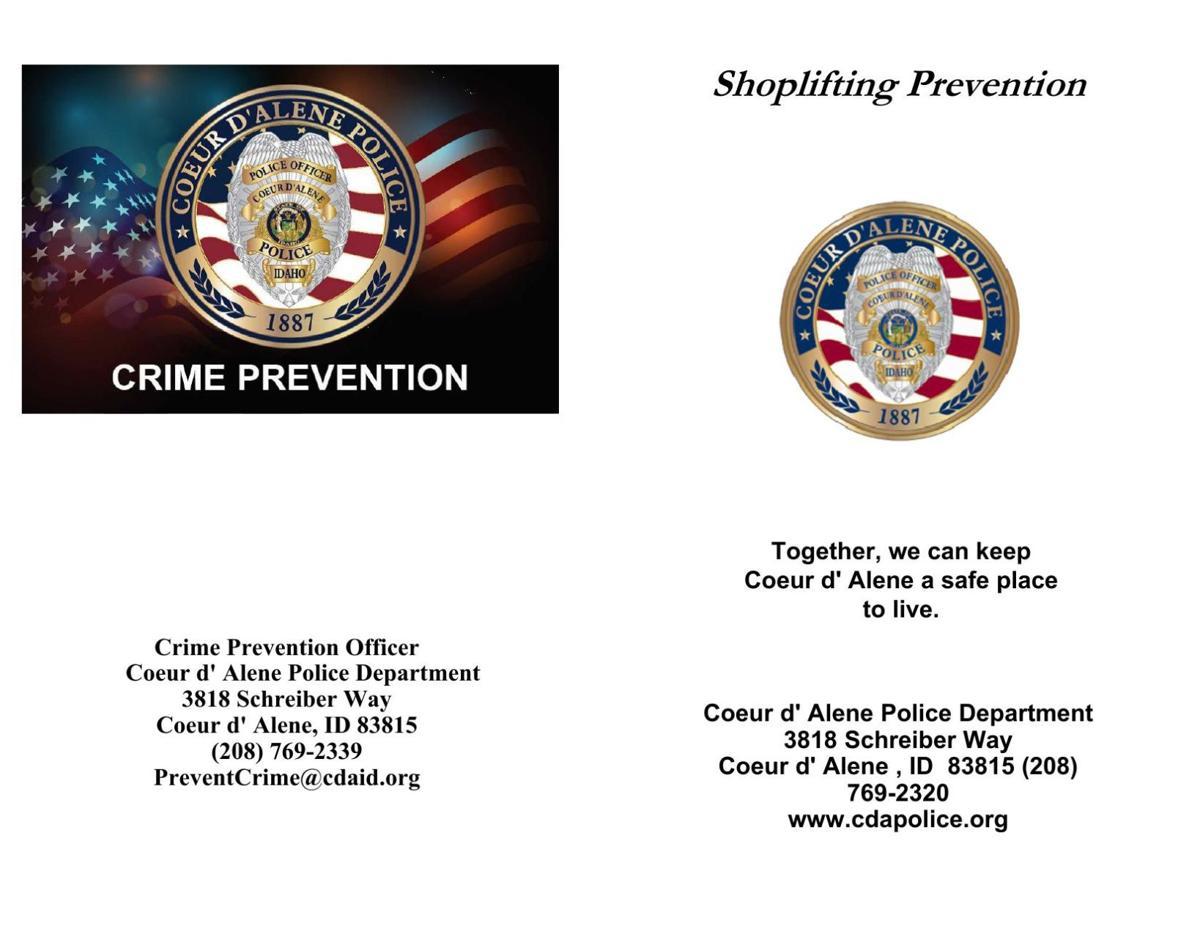 CDA PD Shoplifting Prevention