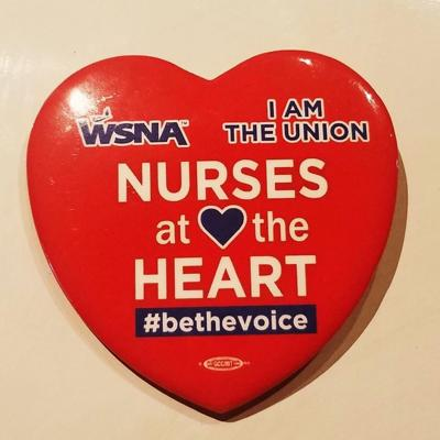 Nearly 200 people expected at Nurses Rally in Riverfront Park today