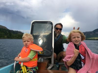 """It's a family treasure."": Heirloom boat of late Newport father stolen 2"
