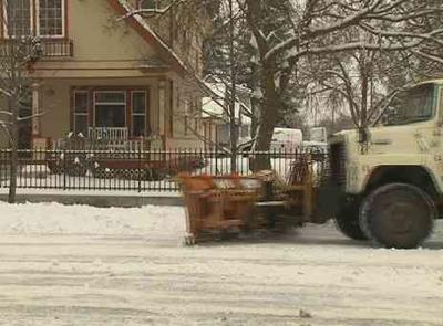 Spokane Using GPS To Track Snowplows