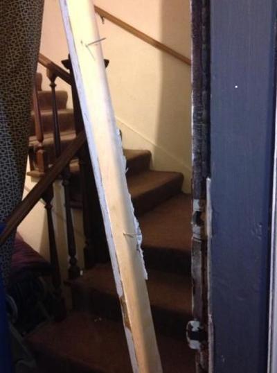 HOME INVASION: Armed Man Kicks Down Door In East Central Spokane