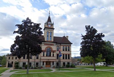 Flathead County Court House, 800 S Main St.