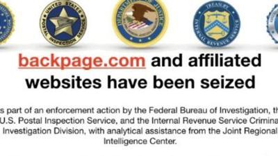 Feds seizing Backpage.com, websites in enforcement action