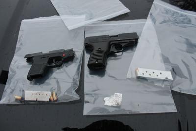Spokane Police Handguns