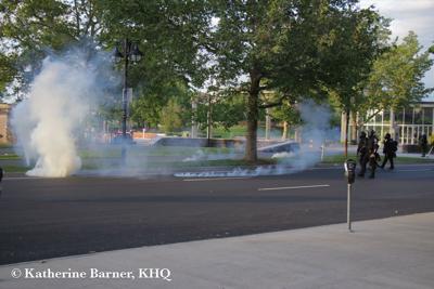 Spokane protest/riots