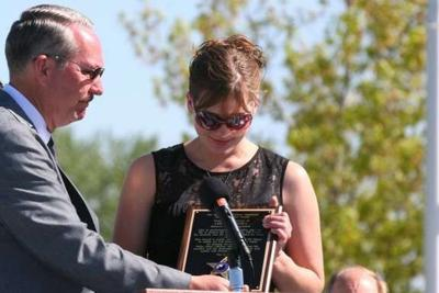 Peace officers honored at ISP Memorial Ceremony
