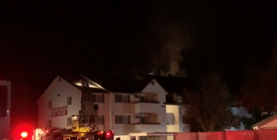 Apartment complex fire in spokane valley nov 2