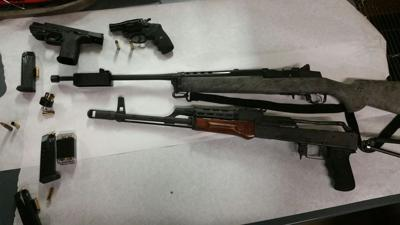 Alert citizen helps Spokane Police arrest drive-by shooter; Police recover guns and ammunition