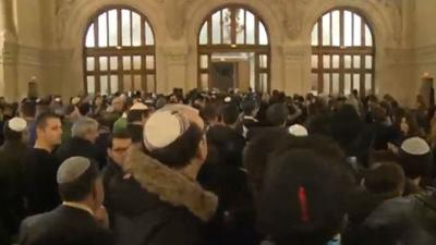 Official: Paris unity rally largest in French history